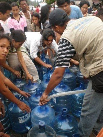Indonesia Earthquake: Provide Clean Water