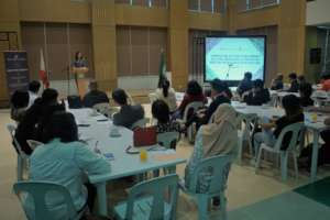 GlobalGiving-sponsored DRRM forum