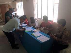 MDRRMOs  During Forum Registration