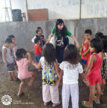 Psychological First Aid (PFA) Session for Evacuees