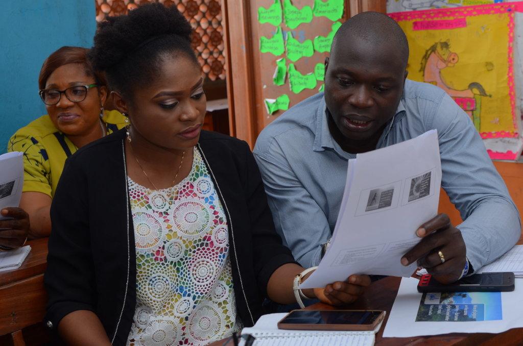 Re-train Public School Teachers in Nigeria.