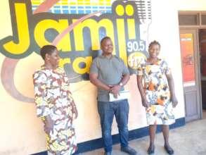 Police Gender Desk with SDA at Radio Jamii
