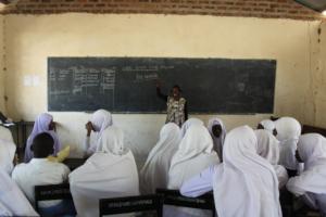 Madam Amina taught HE to Mangamba GAc