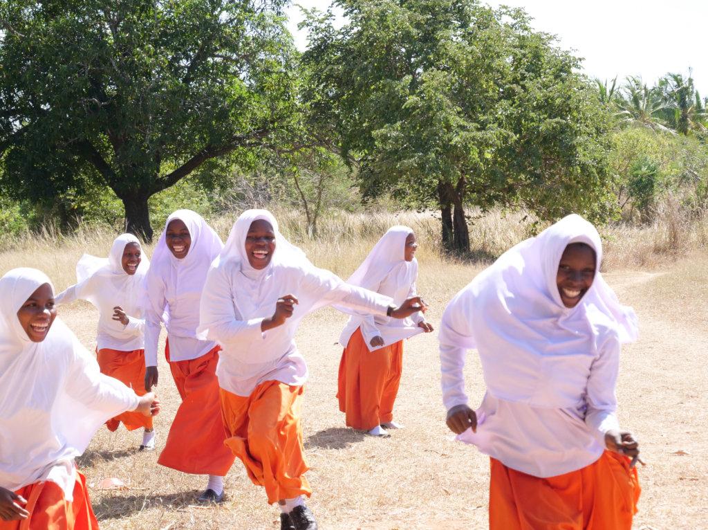 Education Through Sports for 400 girls in Tanzania