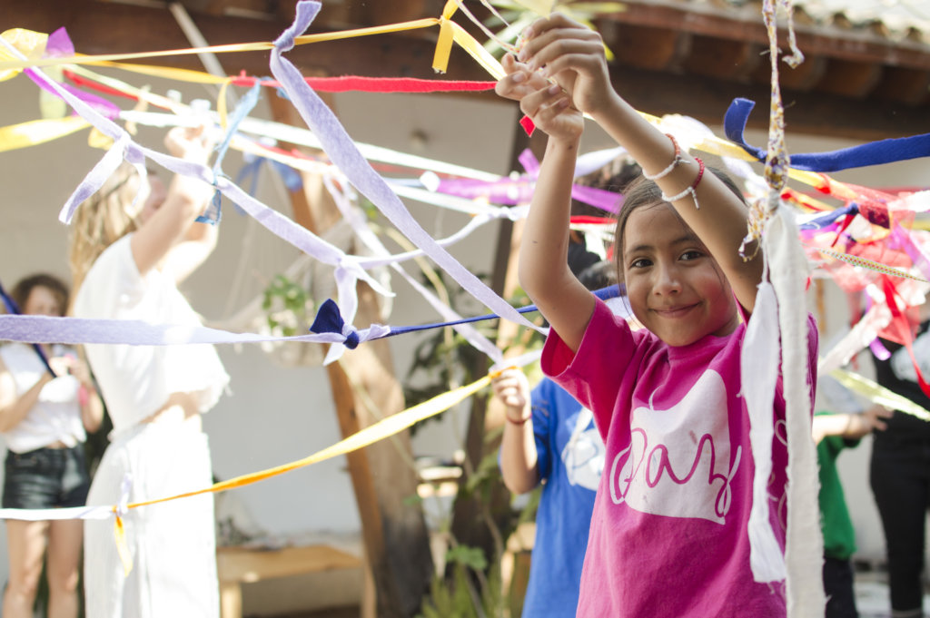 After-school Youth Empowerment In Oaxaca