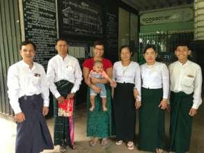 Professional Training for 120 Teachers in Myanmar