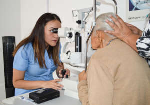 Ophthalmology appointment