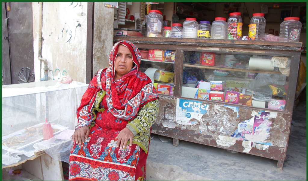 Lets lift 100s of families  out of poverty in Pak