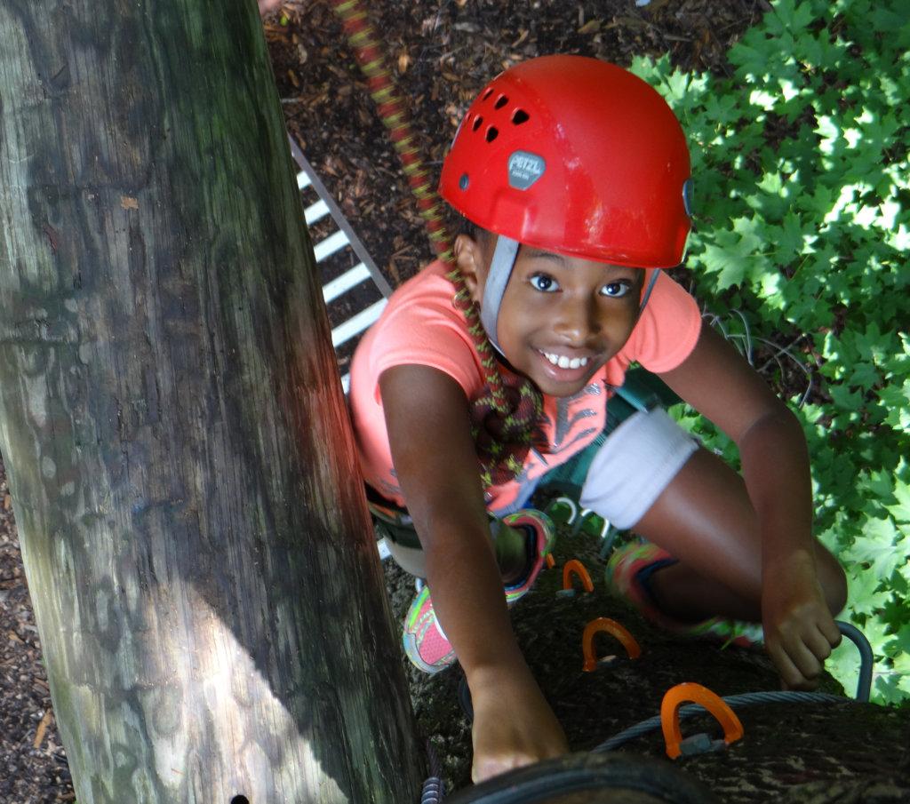 Help 5 NYC Kids Attend Camp!
