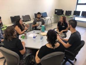 Sign Language workshop for teachers