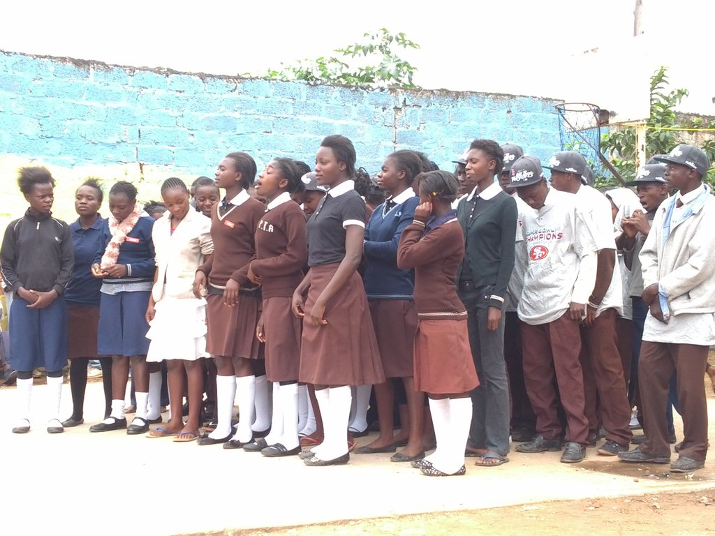 Secondary School & Supplies for Excelling Students