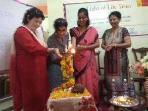 Inauguration of the centre