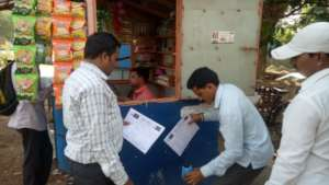Awareness Activity - Distribution of Pamphlets