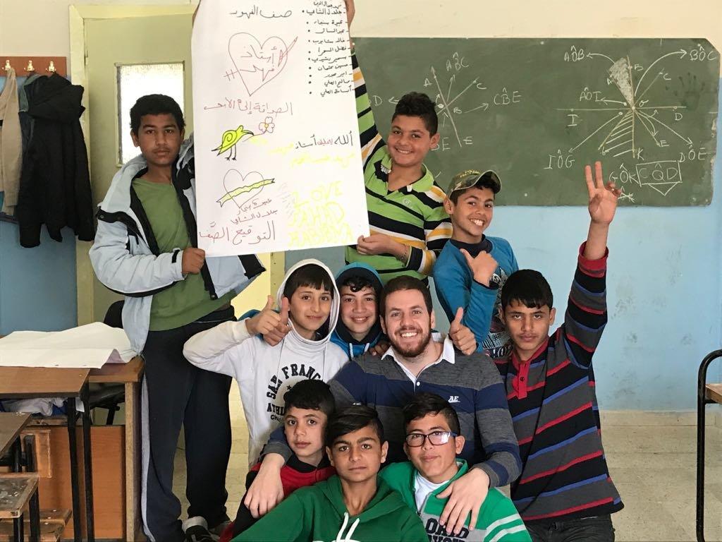 Teach For Lebanon Fundraiser