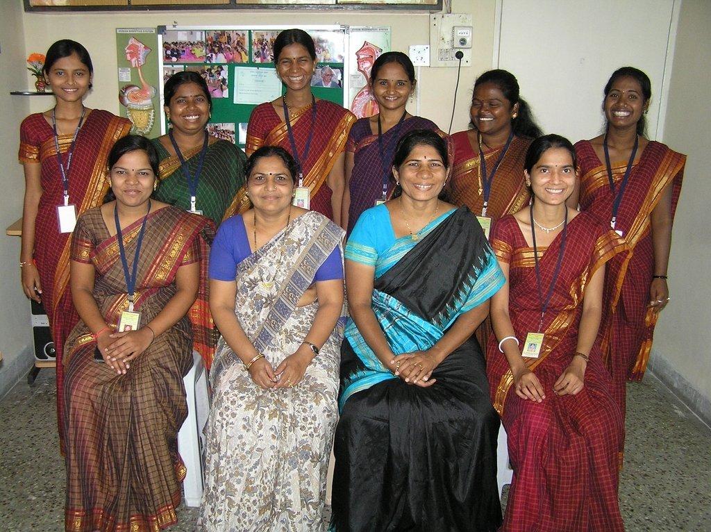 Empower girls like Priti in slums in Pune, India