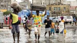 People Fleeing Survive