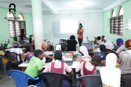 Empower 350 Girls In Coding and Robotics In Ghana