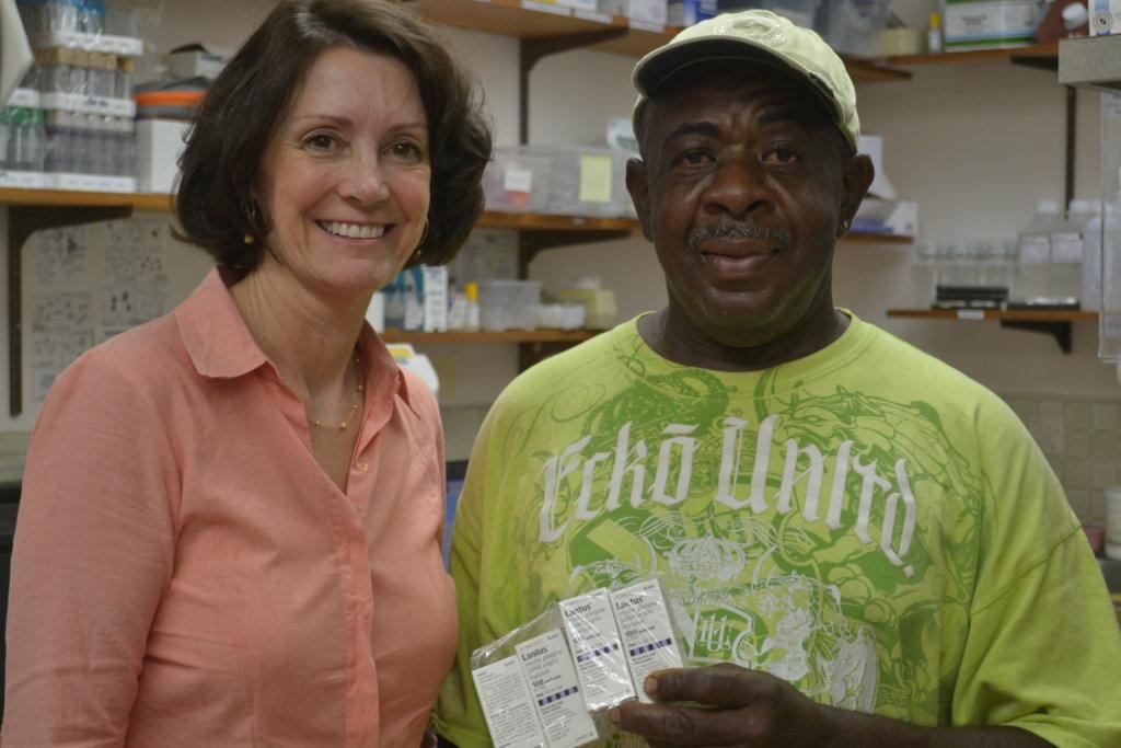 Provide a Year of Medicine to 50 Virgin Islanders