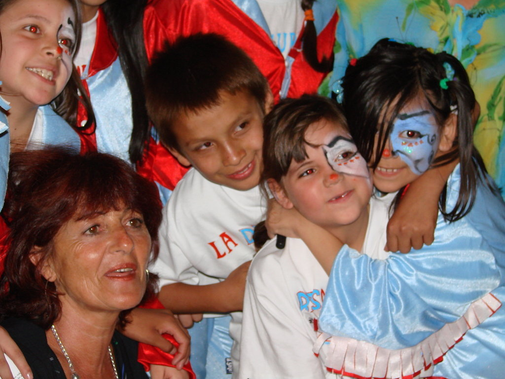 Social inclusion for children in Argentina