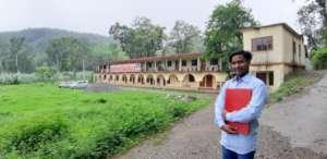 Kamal at Jaspal Rana Institute of Education
