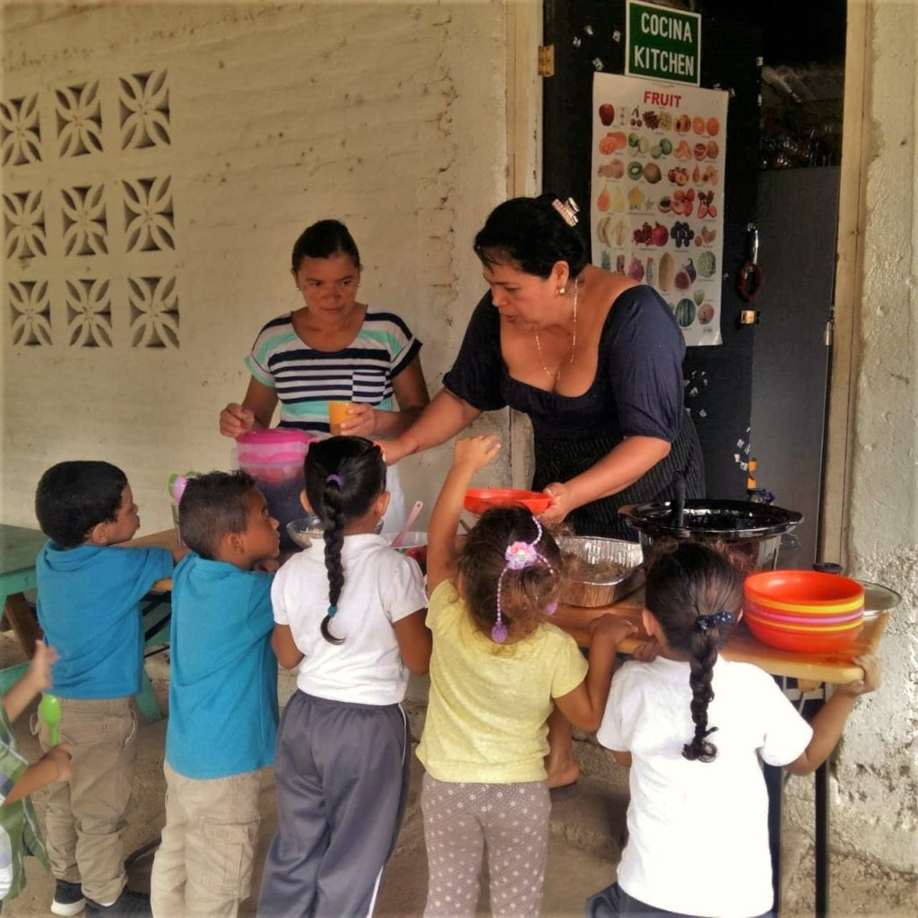 Build a School Cafeteria & Kitchen in Nicaragua