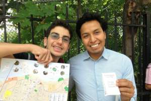 Young Green Mapmakers from Staten Island