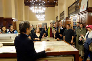 Green Map Archive opens at the NY Public Library