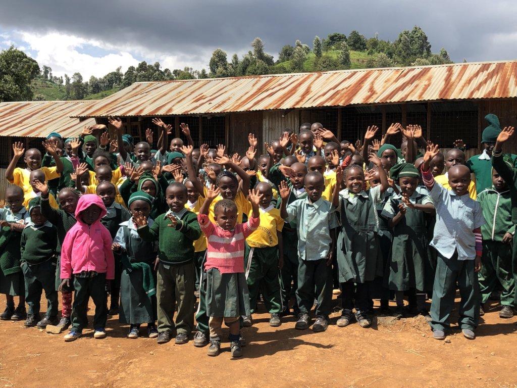 Support for family Homes in Nginda, Kenya