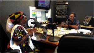 VICCC HEAL Project- PSAs on WSTX Radio