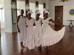 Music In Motion Dance at Govt House July