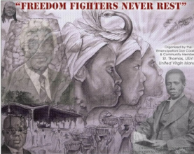 VI Emancipation.Freedom Week Media June.July+
