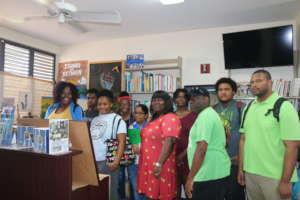 UVI Students Engage/Exhibit HEAL