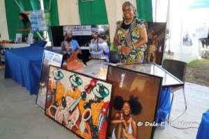 HEAL Culture Heritage Exhibit at VI AgriFest 2020