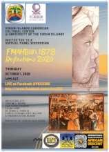 VICCC Fiyahbun Cultural Virtual Panel