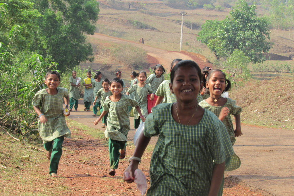 School Bus for 250 Poor Tribal Girls in India