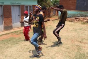 Chinamwali Youth Group performance