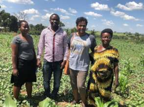 ADP Staff visit to Kabubbu Women's Cooperative