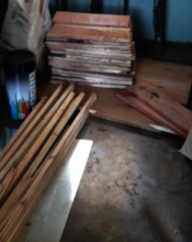 Materials for making beehives
