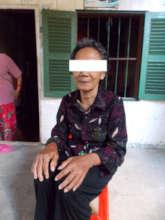Ms V  , age 70+