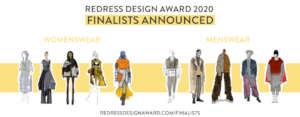 The Redress Design Award 2020 Finalists