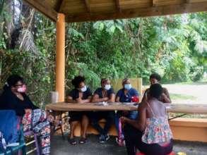 Carolina's community leaders in ToolKit Workshop