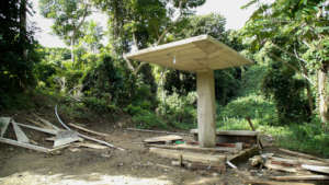 Humacao: Water Station
