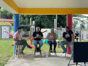 A Cielo Abierto: Southeast Panel in Mariana