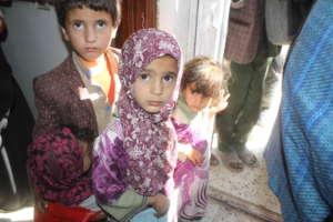 Mohammed, Safa, Safia and Abeer