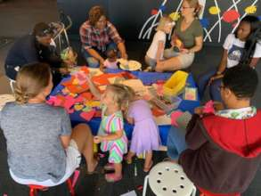 Toddler Tuesday at the VICM