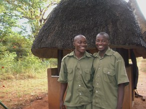 James and Victor now in have employment