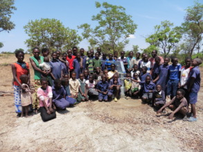 New Bore Hole for Simsimuku School