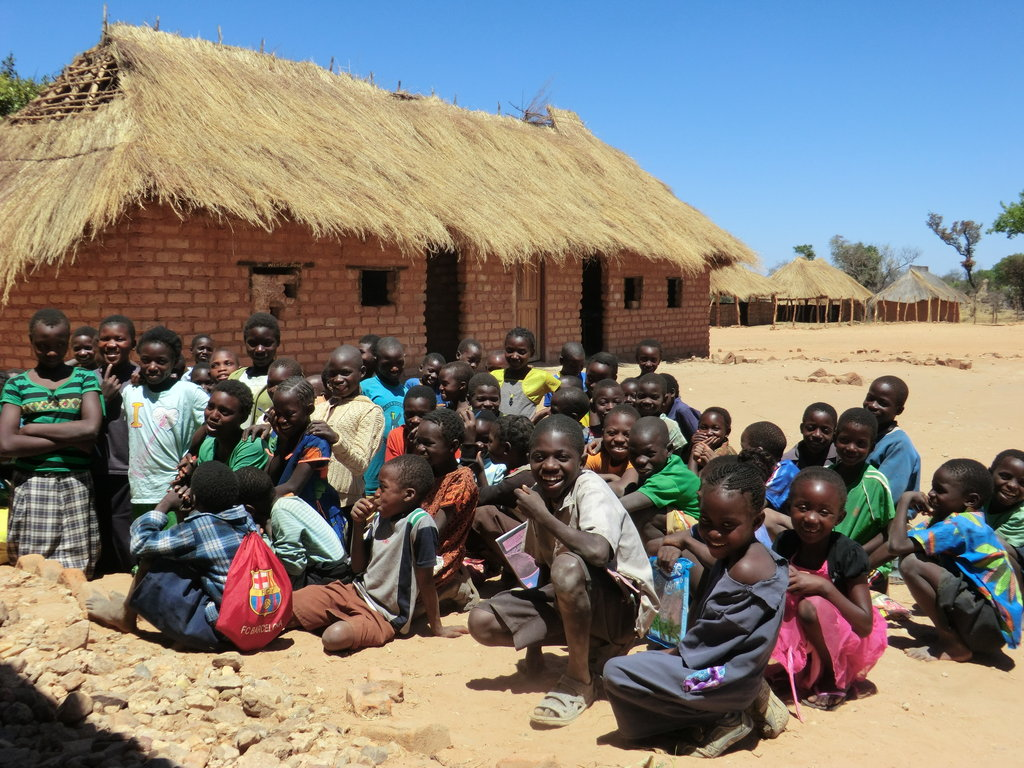 Orphan Education Support - Zambian Villages
