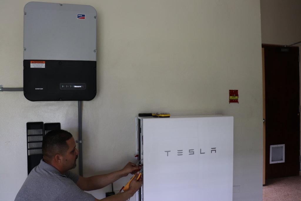 Solar Responders in Morovis, Puerto Rico