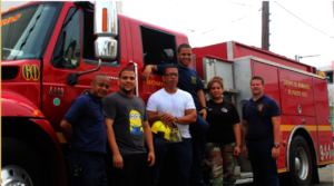 Puerto Rico Fire Fighters